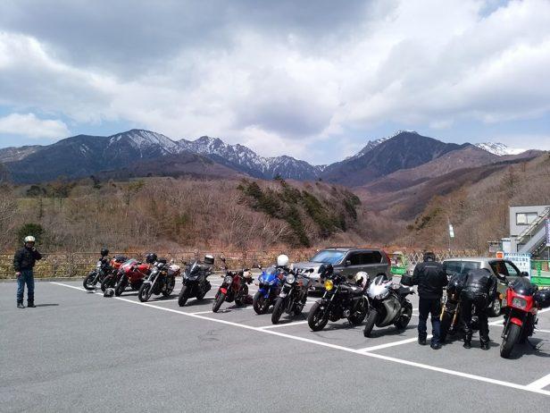 八ヶ岳ツーリング