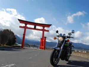 生島樽島神社