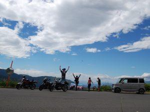野沢温泉スキー場サンセットポイント