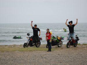 直江津海水浴場